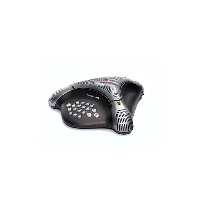 【送料無料・代引不可】Polycom/ポリコム 音声会議システム VoiceStation 300(2200-17910-002)