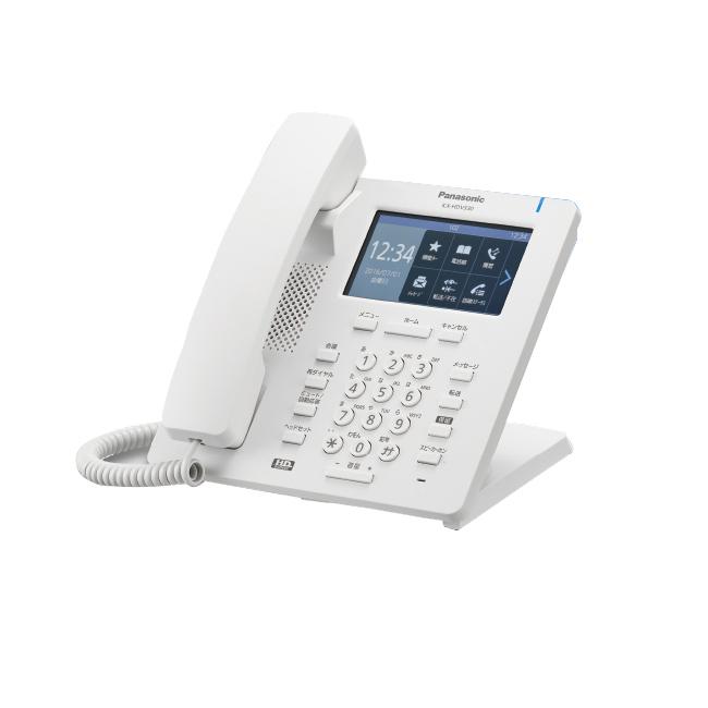 【送料無料】Panasonic/パナソニック タッチパネル搭載IP電話機 KX-HDV330N