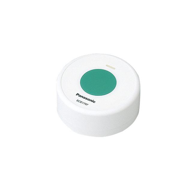 パナソニック 小電力型ワイヤレスコール専用卓上発信器 ECE1707P