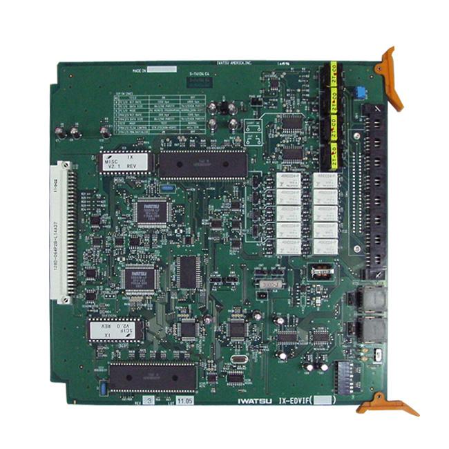 【送料無料】新品★IWATSU/岩通 LEVANCIO(レバンシオ) ページングユニット IX-EDVIF 岩崎通信機