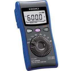 HIOKI 日置電機 現場測定器 正規品送料無料 開店祝い デジタルマルチメータ DT4222