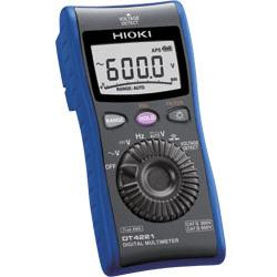 特価 (訳ありセール 格安) HIOKI 日置電機 現場測定器 DT4221 デジタルマルチメータ