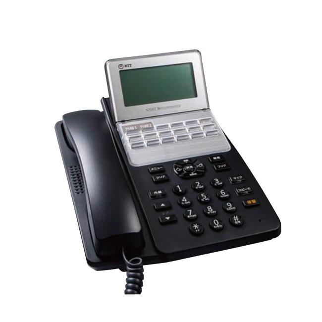 【送料無料】NTT東日本 A1-「18」キー標準スター電話機-「B1」「W」A1-<18>STEL-<B1><K>※ブラック系