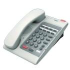 NECオフィス用 アナログ多機能ワンタッチボタン電話機 DT230電話機 DTL-1BM-1D (WH) ホワイトTEL