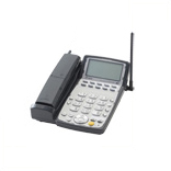 【送料無料】NTT東日本 BXII BXII-カールコードレス電話機-「1」「K」 BX2-CCLTEL-<1><K>※ブラック