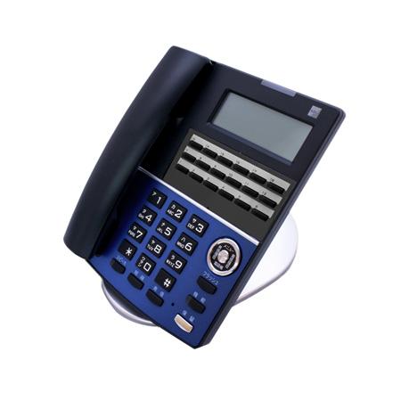 【送料無料】saxa/サクサ Agrea(アグレア)HM700II 18ボタン多機能電話機 TD618(k)※ブラック系