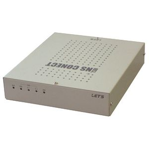 【送料無料・代引不可】レッツコーポレーション 通話料金削減装置 INS CONECT(LH-150)