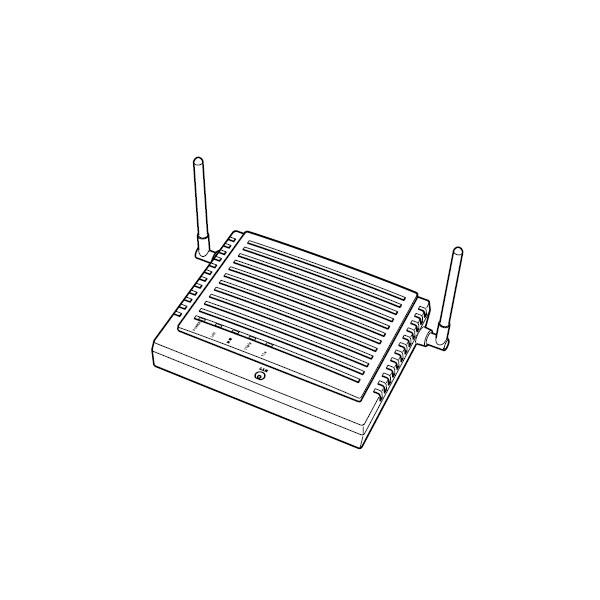 【送料無料】NTT東日本 BXII 無線アクセスポイント(a/b/g) VP-WL-AP-<2>