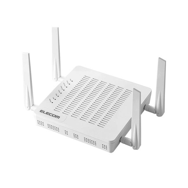 【送料無料】ELECOM/エレコム 無線アクセスポイント WAB-M2133(法人向け/4x4(2133Mbps)/MU-MIMO対応11ac)