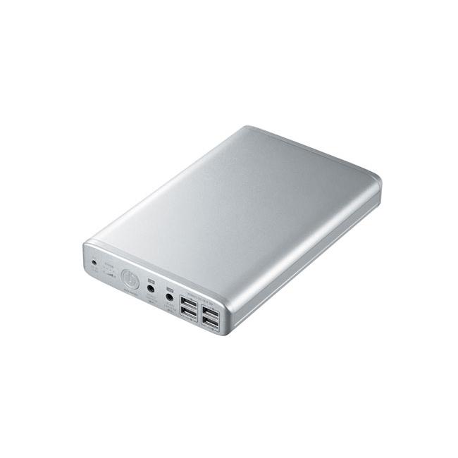 【送料無料】サンワサプライ ノートパソコン用モバイルバッテリー BTL-RDC12N