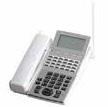 半額 送料無料 NTT東日本 αNX2 NX2- 24 至上 ※ホワイト キーカールコードレススター電話機- CCLSTEL- 1 W