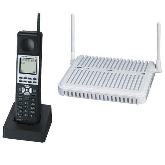 【送料無料】NAKAYO/ナカヨ NYC-iF 8ボタンIPディジタルコードレス電話機L(B) NYC-8IF-IPDCLLB