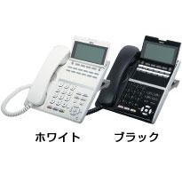【送料無料】NEC Aspire UX(アスパイアUX) 12ボタンIP多機能電話機 ITZ-12D-2D(BK)TEL※ブラック
