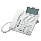 【送料無料】NEC Aspire UX(アスパイアUX) 24ボタンISDN停電IP多機能電話機 ITZ-24PD-2D(WH)TEL※ホワイト