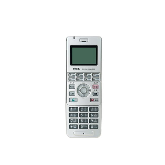 【送料無料】NEC TELEPHONE SET IP8D-8PS-3 マルチラインデジタルコードレス電話機