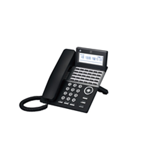 saxa/サクサ PLATIAII(プラティア2) 18ボタン電話機 TD810(B)※ブラック