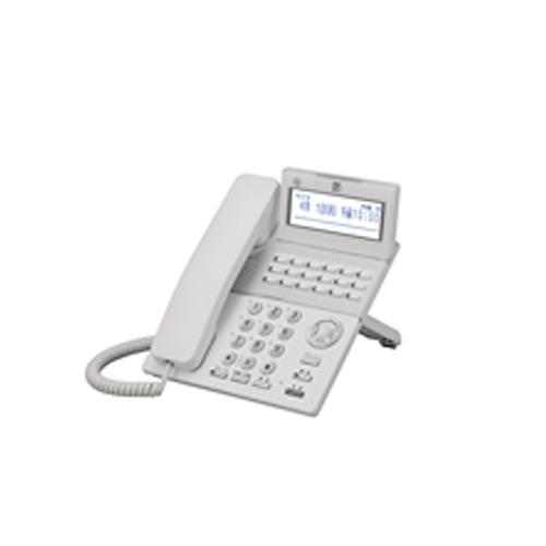 saxa/サクサ PLATIAII(プラティア2) 18ボタン電話機 TD810(W)※ホワイト