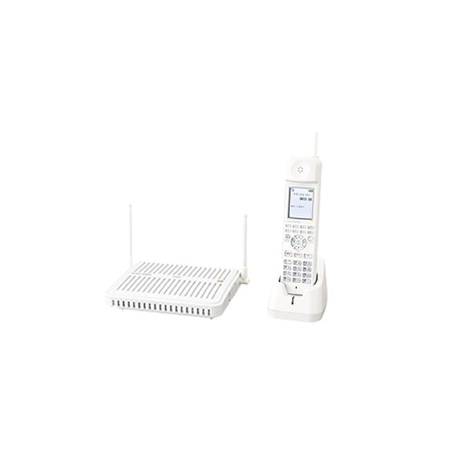 【送料無料】NAKAYO/ナカヨ NYC-SI 8ボタン デジタルコードレス電話機L NYC-8SI-DCLLW (W)