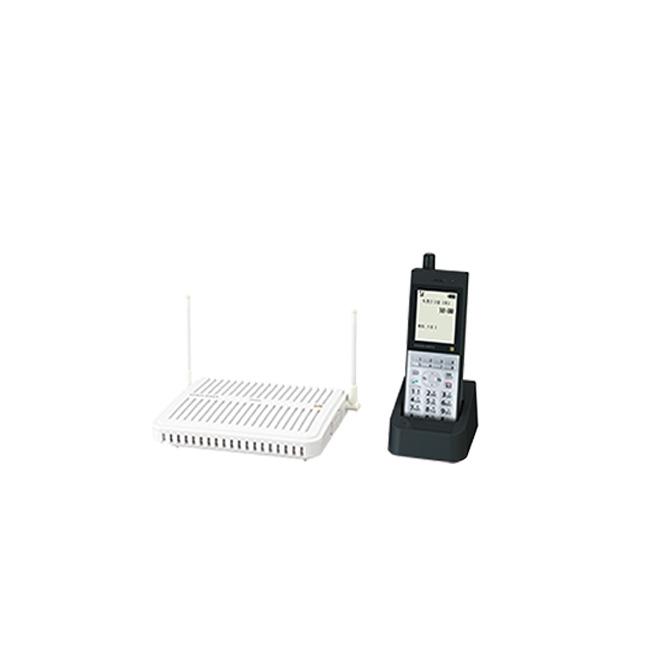 【送料無料】NAKAYO/ナカヨ NYC-iF 8ボタン デジタルコードレス電話機NYC-8IF-DCLS2B