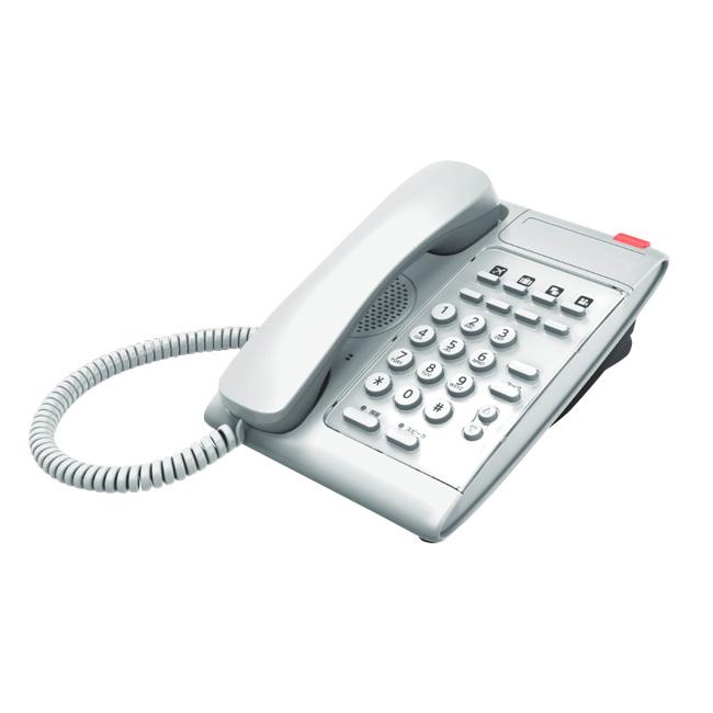 【送料無料】NECインフロンティア ホテル客室用電話機 DT230HM電話機(WH) ホワイト DTL-1HH-1D(WH)TEL
