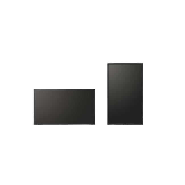 【送料無料】【代引不可】SHARP/シャープ 70V型インフォメーションディスプレイ PN-E703