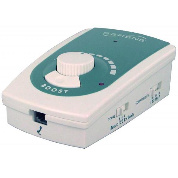 自立コム テレアンプIII 電話音量増幅器 UA-45