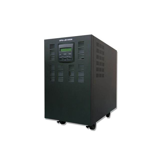 【送料無料・代引不可】NAKAYO/ナカヨ 無停電電源装置(UPS) UPS-LiB1000N