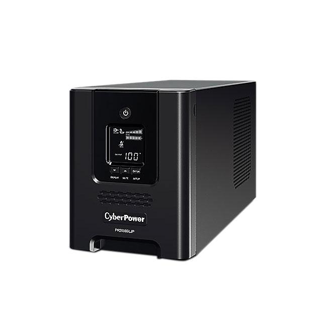 【送料無料・代引不可】CyberPower/サイバーパワー Smart App Sinewave Smart App PR2000 UPS ※型番PR2000SL JP