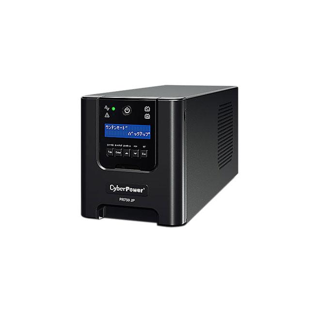 【送料無料・代引不可】CyberPower/サイバーパワー Smart App Sinewave Smart App PR750 UPS ※型番PR750 JP