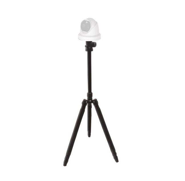 【代引き不可】NSS サーマルカメラ ドームタイプ DS-2TD1217B-6/PA用オプション 三脚