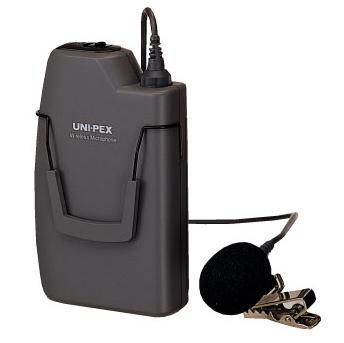 【送料無料】UNI-PEX/ユニペックス ワイヤレスマイクロホン WM-3100
