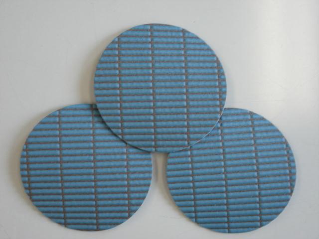 ミニポリ8専用ダイヤディスク 大理石研磨用3枚組 #800~#8000