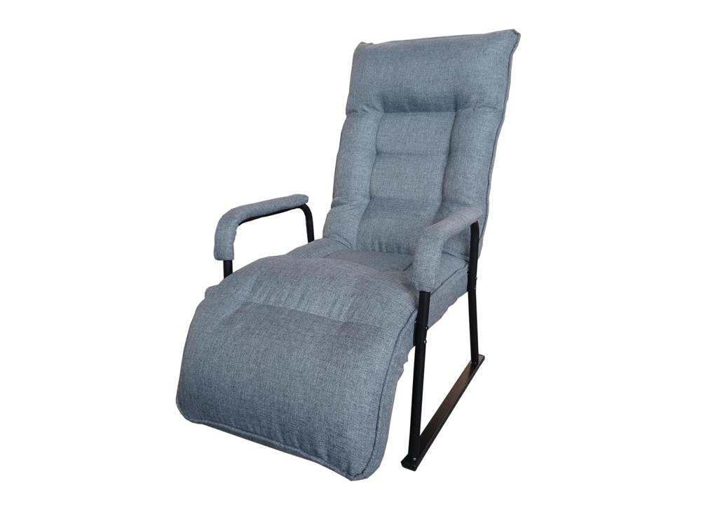 オットマン付きチェア『アレッタ』BCLF-フィーゴ | 座椅子 一人用 お年寄り 肘掛け 高座椅子 リクライニング ハイバック 肘付き 椅子 高齢者 プレゼント 折りたたみ リクライニングチェア 一人掛け 脚付 肘掛け椅子 母の日 父の日 リクライニング座椅子 脚付き 一人 おしゃれ