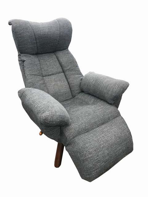 ガス式パーソナルチェア GLFK-クロード | 一人用 ソファ 低い椅子 お年寄り 低い いす レバー 椅子 高齢者 ハイバック 一人用ソファー プレゼント 敬老の日 イス リラックスチェア 一人掛けソファー 一人掛け パーソナルチェア パーソナルチェアー ギフト リクライニング