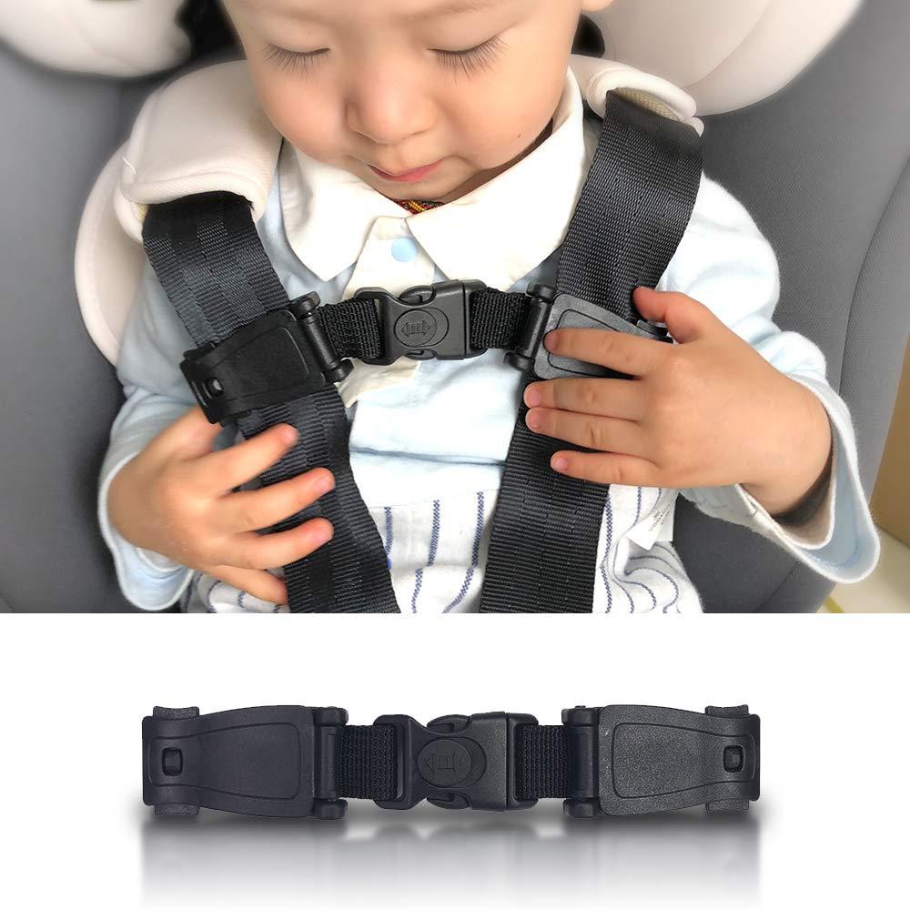 <title>赤ちゃんの体型に合わせて調整できて 余計な緊張感をあげないように 気楽にさせます IZTOSS最新改良版ハーネスクリップ チャイルドシート 抜け出し防止 胸ハーネスクリップ 安全シート ベビーシートに適用 二個セット 3.5cm 2 安心の定価販売</title>
