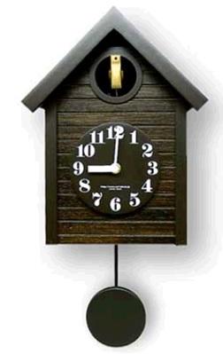 国産手作りレトロ鳩時計