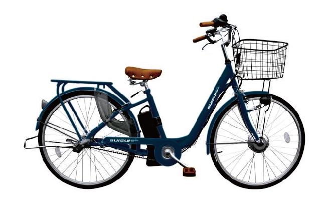 電動二輪自転車