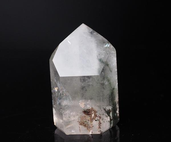 ガーデンクォーツ ポイント ガーデン水晶 庭園水晶 六角柱 水晶