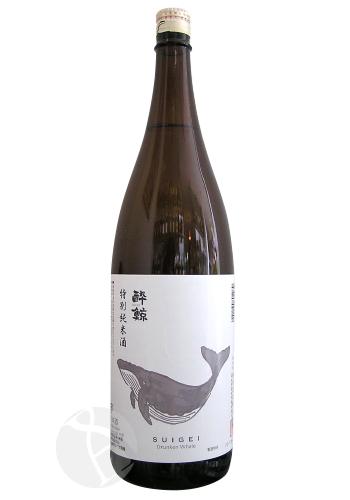 酔鯨酒造株式会社 高知県 酔鯨 1800ml おしゃれ セール商品 特別純米酒 すいげい