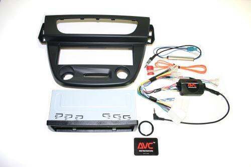 Audio system / navigator installation kit (CAN bus adapter SET) for Renault  Megane