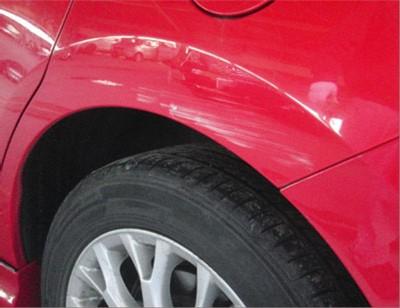 宅配便送料無料 信用 国産車修理 小破 トヨタブレイド修理内容:リヤバンパー 左リヤフェンダーポイント10倍