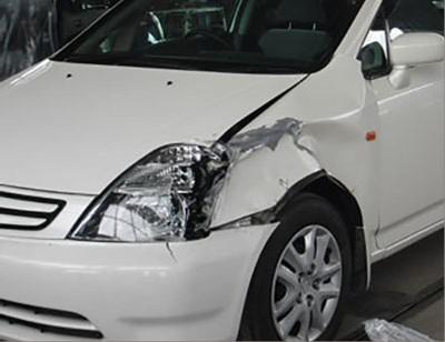 ※↓の部品代と一緒にご購入ください 国産車修理 中破 ホンダストリーム修理内容:左フロント部 [宅送] 事故修理 メーカー公式ショップ 修理工賃ポイント10倍 骨格修正