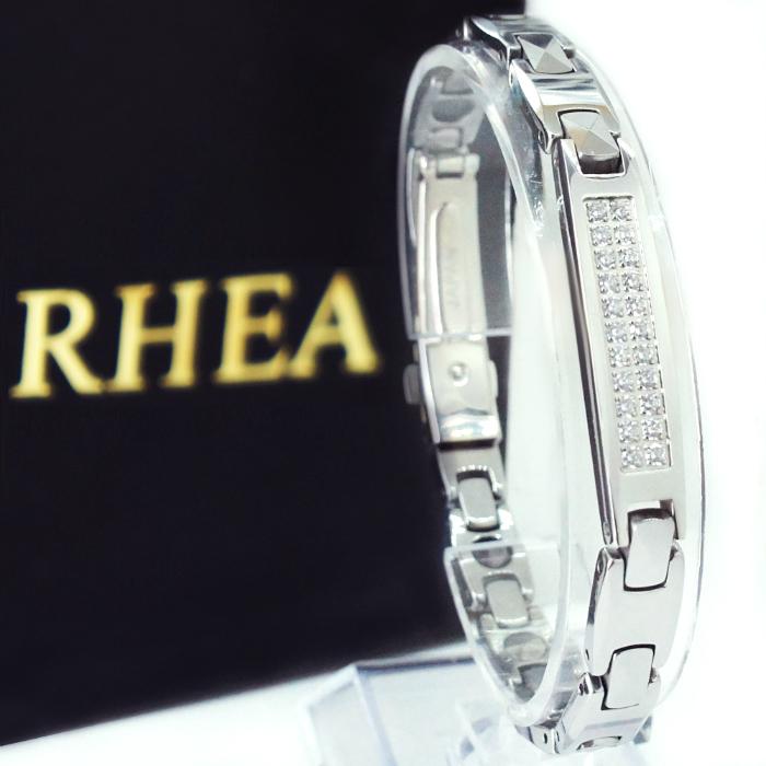 【RHEA】α elegant ブレスレット(シルバーダイヤ / レディース)