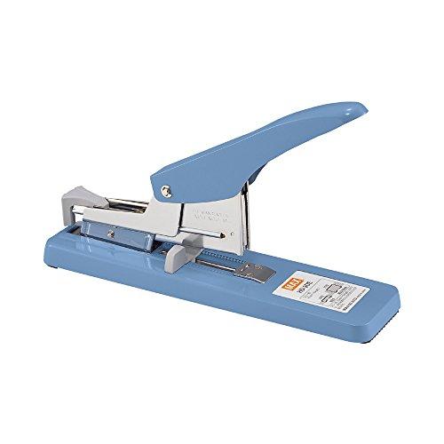 マックス ホッチキス 卓上ホッチキス 3号針使用 ブルー HD-3DE 最大75枚 与え オープニング 大放出セール