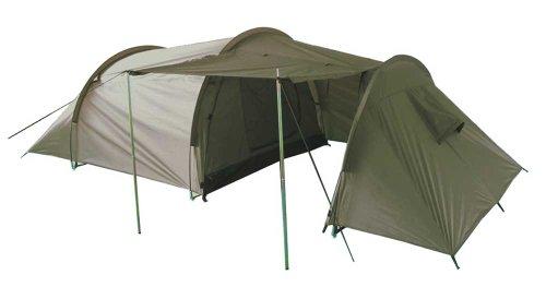 Mil-Tec 3人用テント プラス ラゲージ収納テント 新商品 新型 DRAB エントランス OLIVE ひさし付き 高級品
