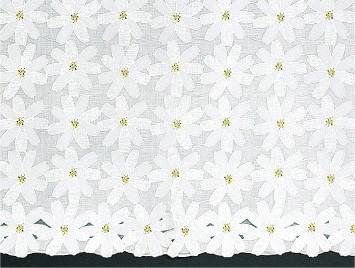 ◇反売りテーブルセンター ロングレース(50cm巾)【425640】 ■
