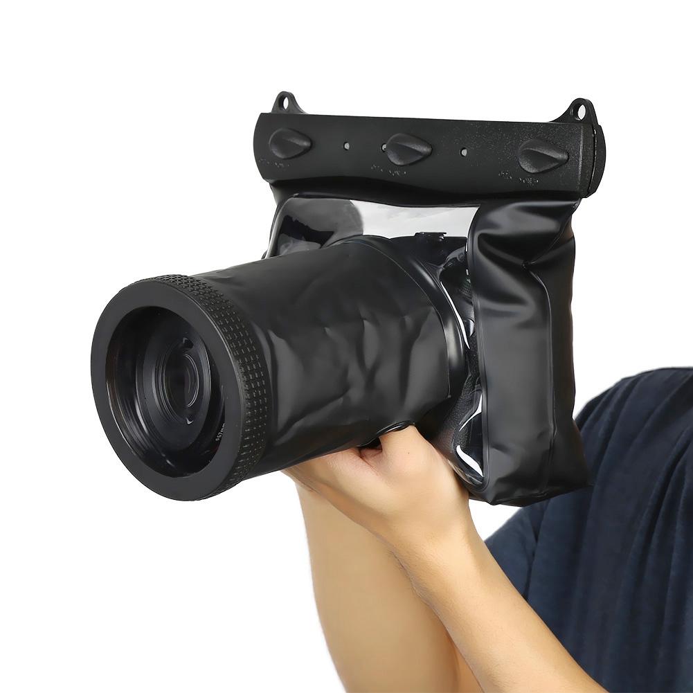 カメラ防水バッグ 一眼レフカメラアクセサリー 着後レビューで 送料無料 キヤノン一眼レフカメラ 爆買いセール カメラ防水ケース カメラ乾燥バッグ カメラ水中収納バッグ 防水HD