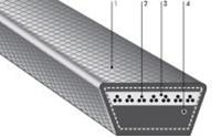 格安 バンドー化学 農機用VベルトレッドSII 激安特価品 SB-33