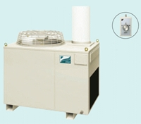 ダイキン工業 SUKDP5AU スポットエアコン クリスプ床置・ダクト形 (3相200V)