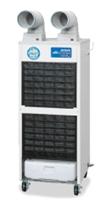 世界的に インスパック:伝動機 15HR-SKF スポットクーラー INSPAC 三相200V デンソー 店-DIY・工具